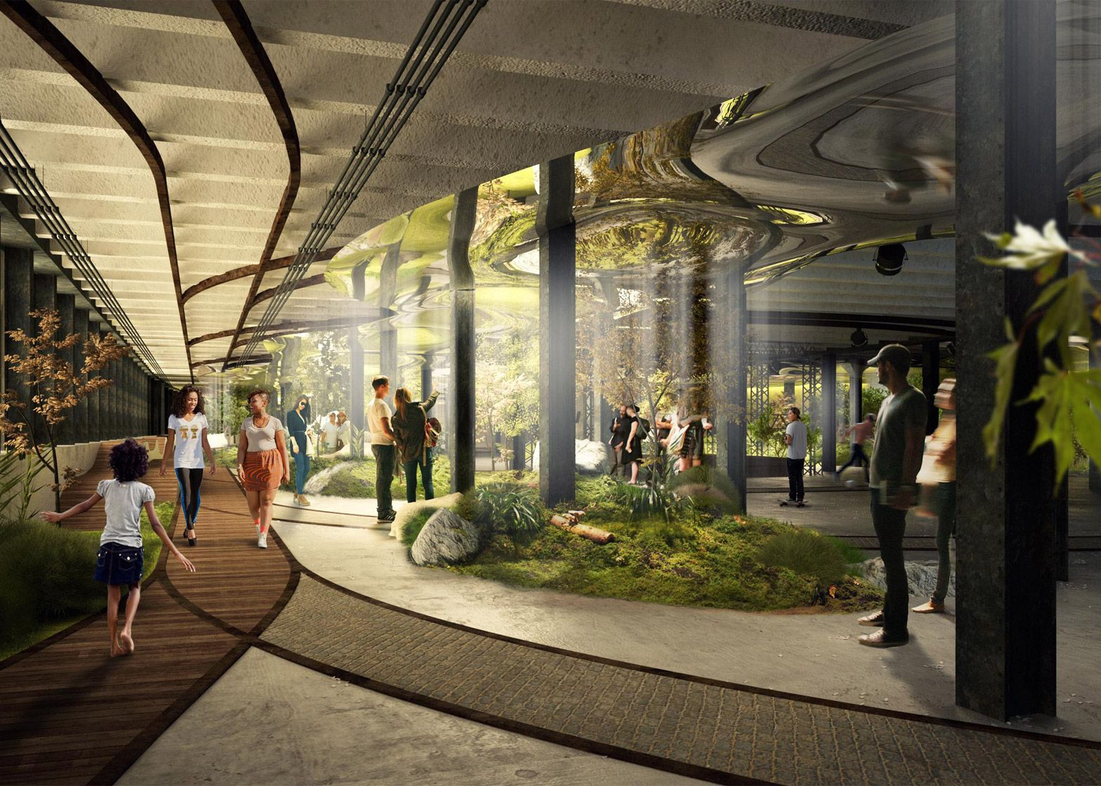New York\'s City Hall has given the go-ahead for the Lowline ...
