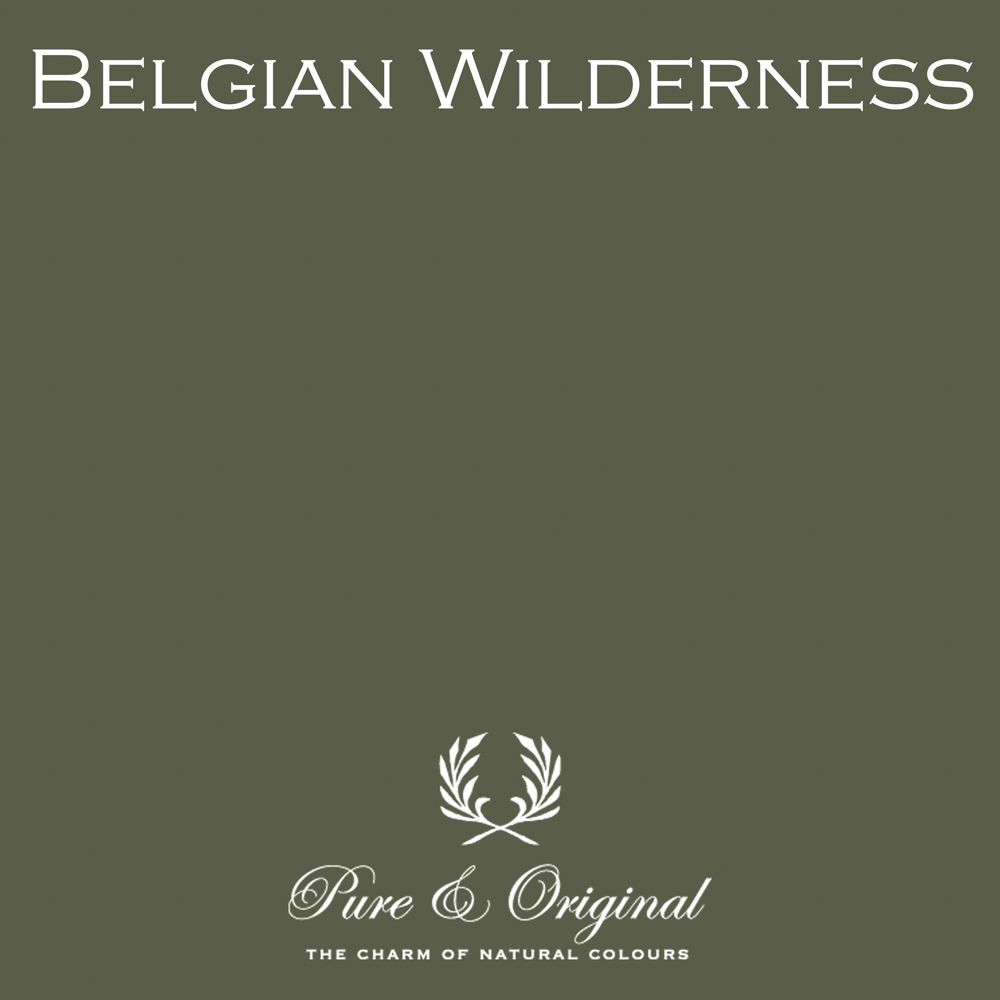 Belgian Wilderness - Pure & Original - paint