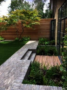 Landscape Gardening Kidderminster If Landscape Gardening Jobs Perth Wa To Best Choice Landscape Gardening Llc Sloped Garden Modern Garden Design Garden Design