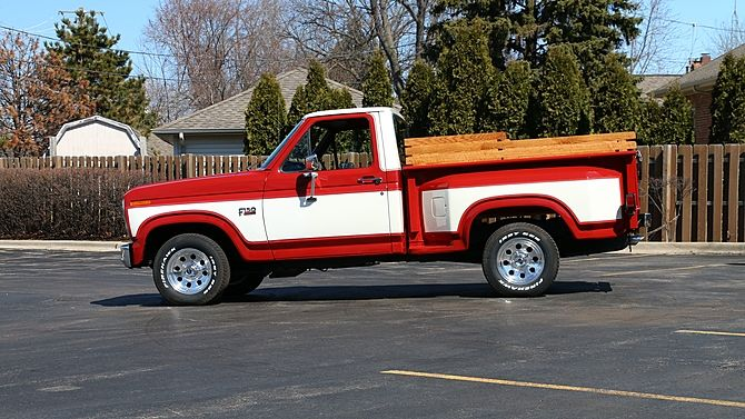 1985 Ford F150 Pickup 302 Ci One Owner Truck Mecum Auctions Ford F150 Pickup Ford F150 F150