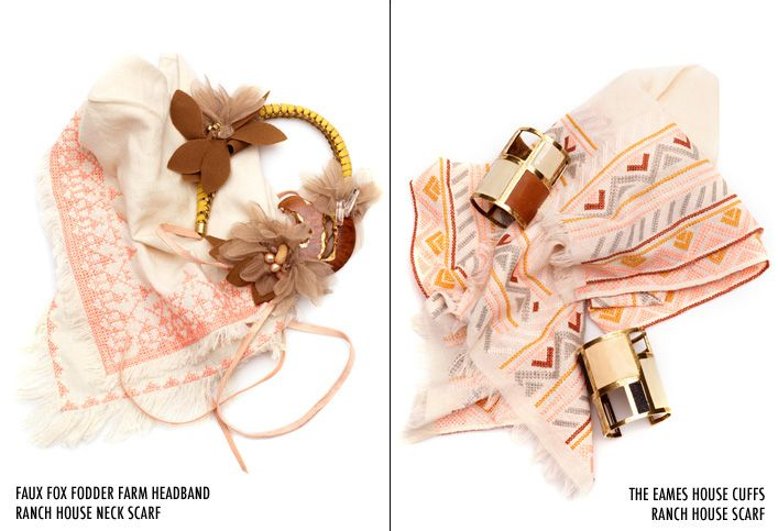 "Lizzie Fortunato Jewels / Collections / Spring/Summer 2012 ""The Desert House"" / Page 16"