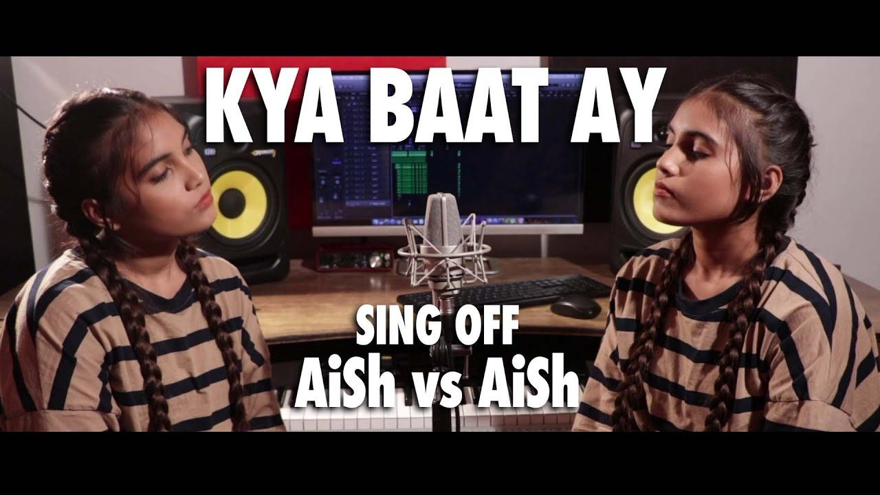 Kya Baat Ay Harrdy Sandhu Sing Off Aish Vs Aish Hi Everybody Hope You Like This Song In My Voice Give A Thumbs Up If You L Hardy