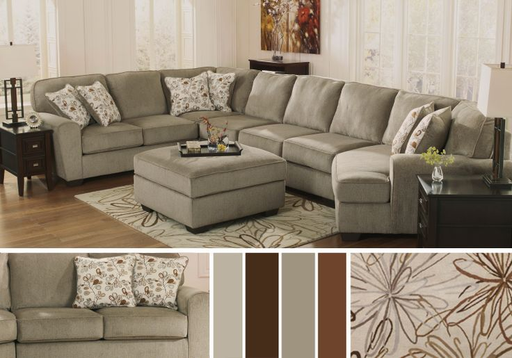 Patola Park 4 Piece Sectional   Google Search
