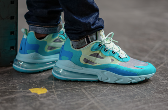 Cop The Nike Air Max 270 React Hyper Jade Early Here The