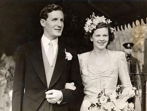 Jean Gibbs + hon. Andrew Elphinstone