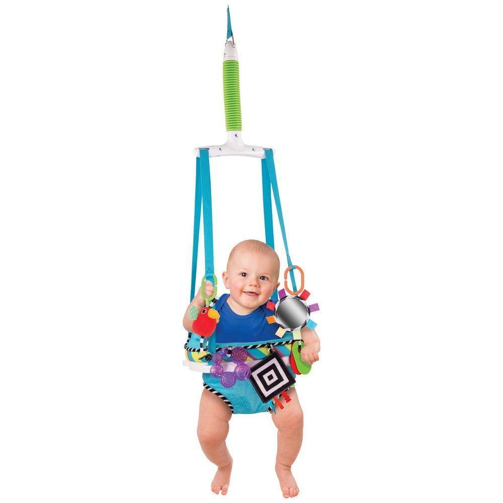 Sassy Baby Doorway Jumper Sassy Baby Developmental Toys Doorway Jumper