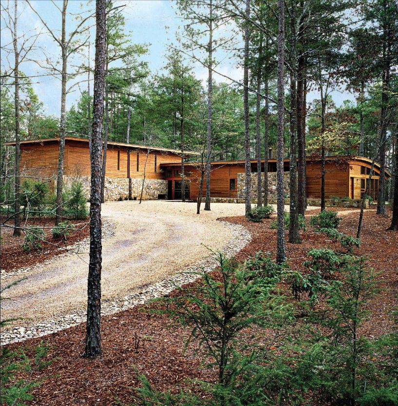 Charlotte Residence by William McDonough and Partners