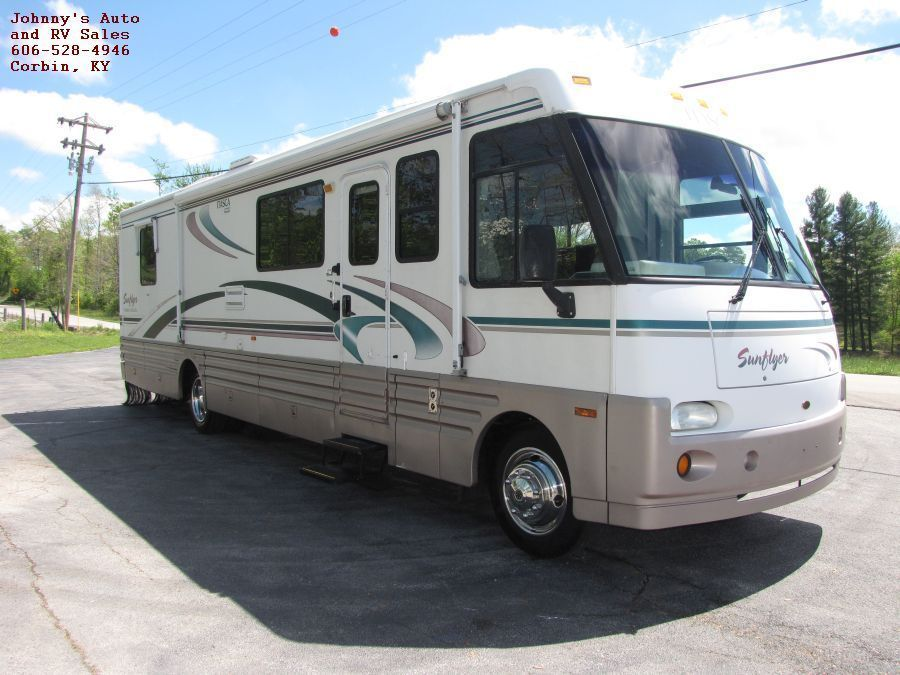 1999 Itasca Sunflyer Ikl36l Class A Motor Home Diesel Pusher Itasca Motorhome Holiday Rambler
