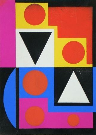 Auguste herbin t moignages pour l 39 art abstrait 1952 for Auguste herbin