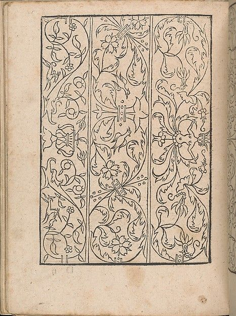 Designed by Hans Hoffman (German, active Strasbourg 1556) and published by Jacob Frӧlich, Strasbourg.<br/>Illustrated title page with Hoffman's monogram, narrative scene on verso of title page, dedication (2 pages), 49 pages of designs, page with publisher's information, and narrative scene on last page