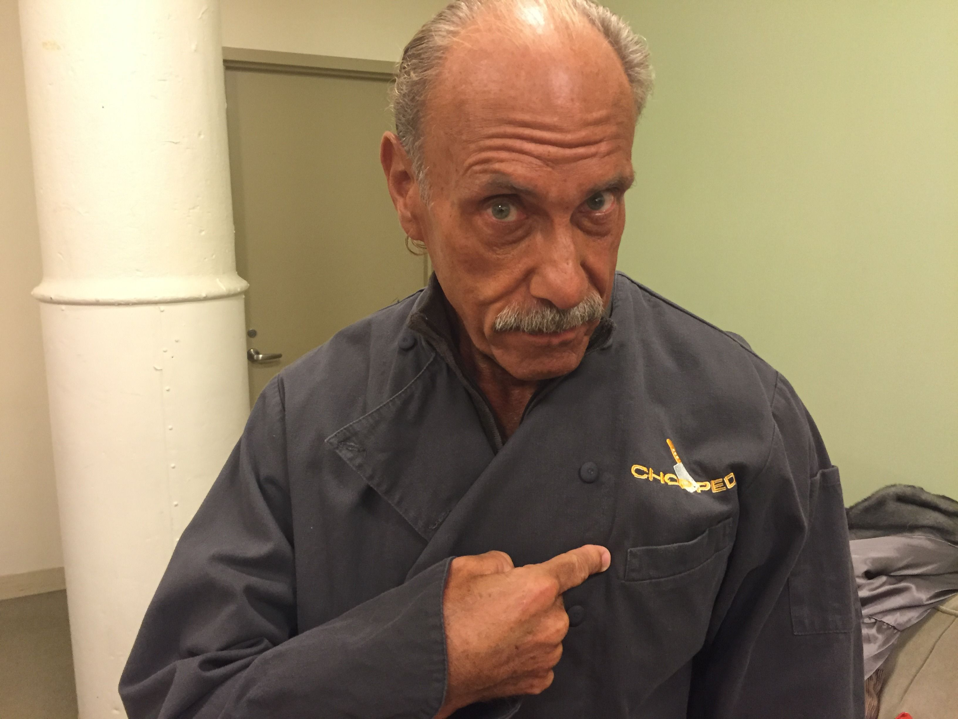 Les Gold to Appear on Food Networks CHOPPED Season Finale