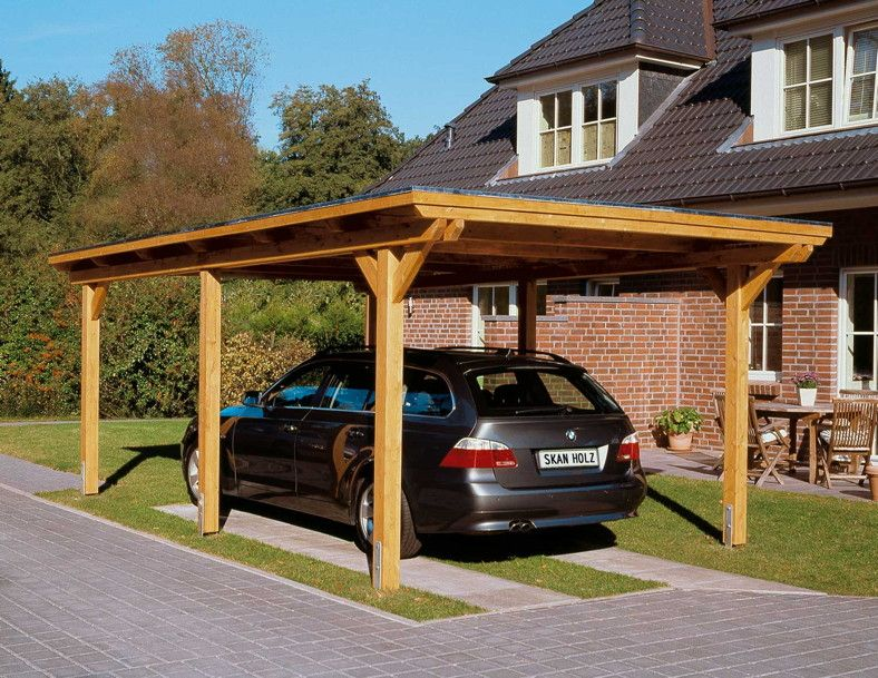carports front of house Google Search Techo para