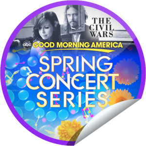 The Civil Wars on GMA on April 19!...This isn't a history