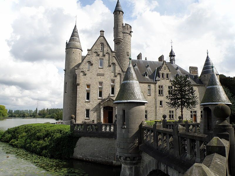 Kasteel Marnix de Sainte Ald ,Бельгия