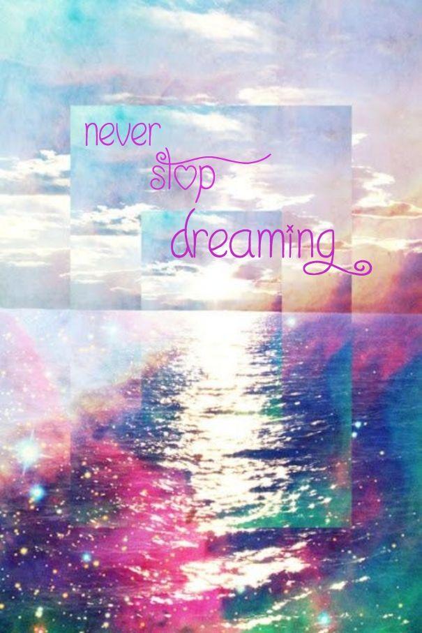 Never Stop Dreaming Wallpapers Mosaic Art Art Prints