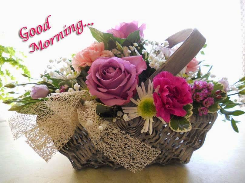 Good Morning Images With Flowers Gud Morning Flowers