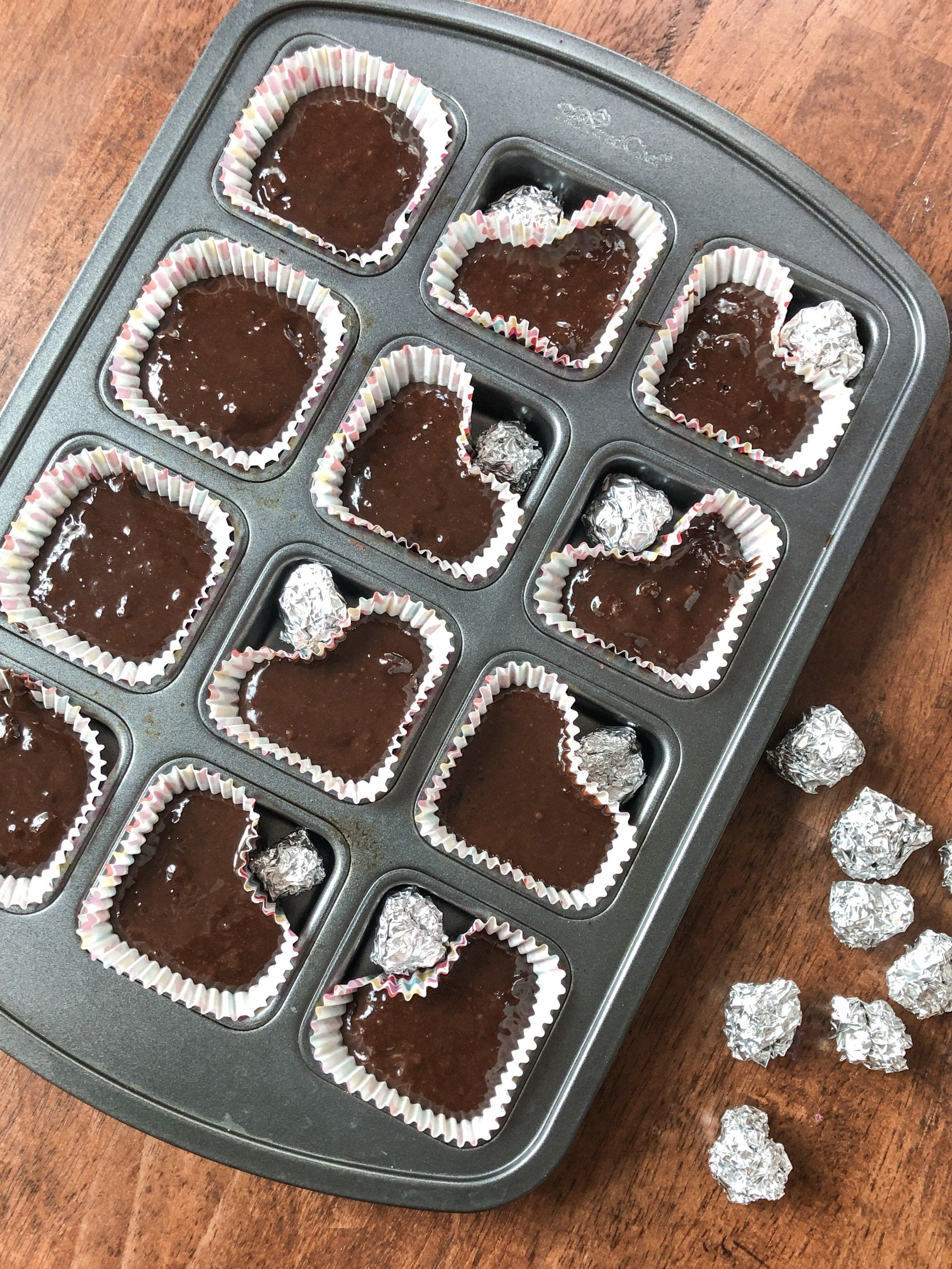 Easy Heart Brownies With Images Pampered Chef Brownie Pan