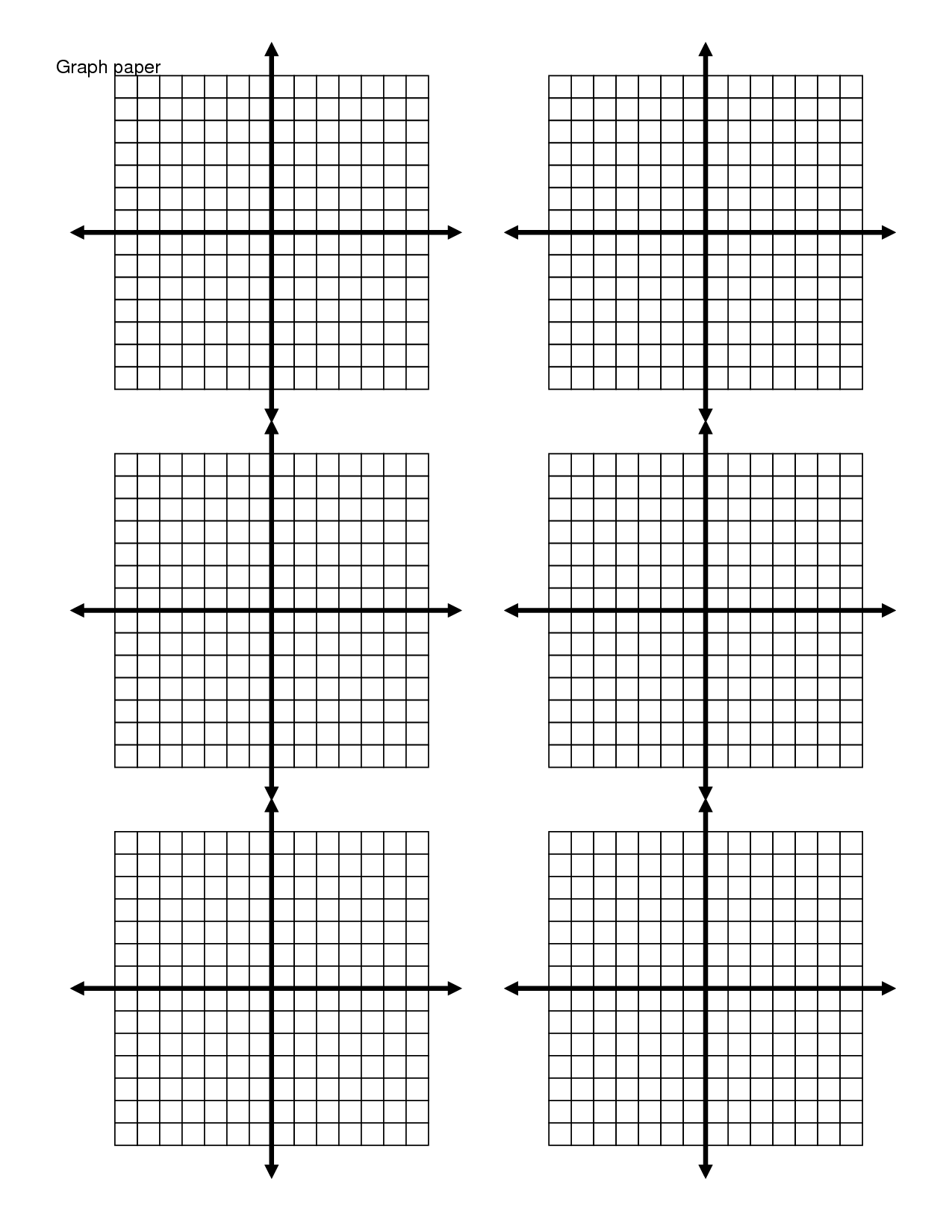 templates 6 per page bqTOtanu | Coordinate plane graphing ...