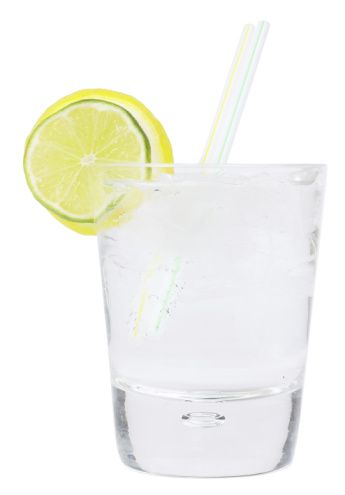 Cool fresh lemonade concentrate made with citric acid