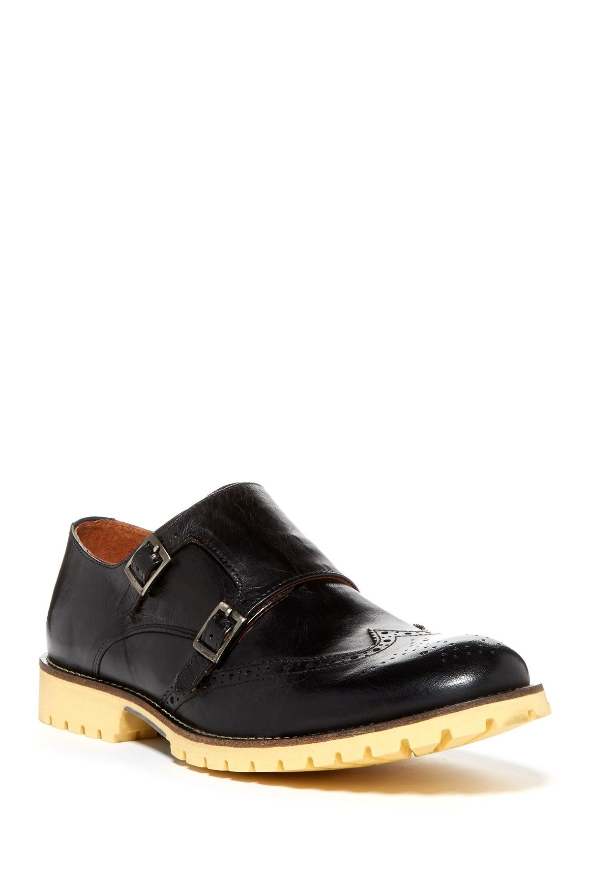 74d344f816 Kenneth Cole Reaction Pop Song Monk Strap Wingtip Loafer on HauteLook