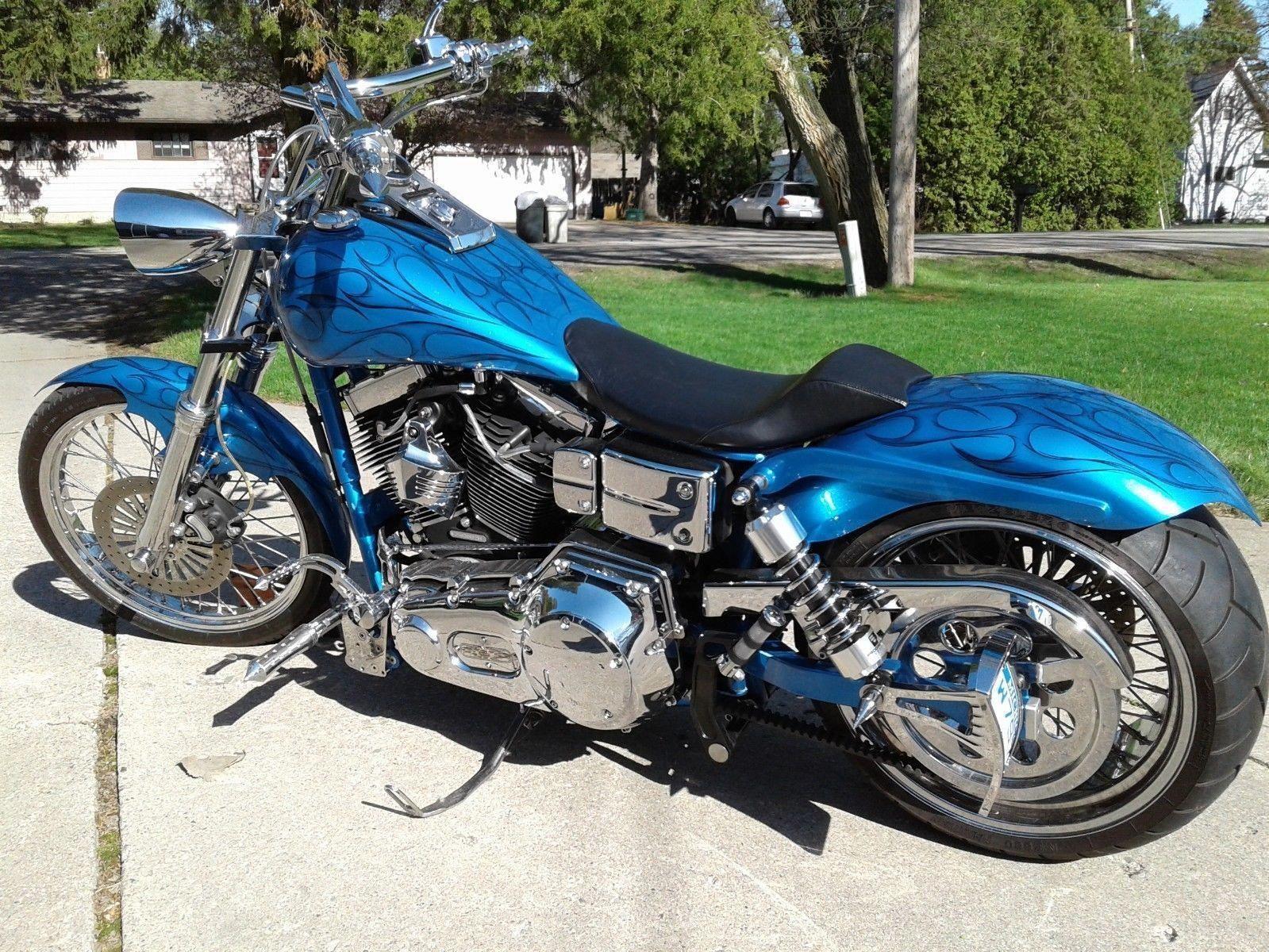 eBay: 2004 Harley-Davidson Dyna Harley Davidson Dyna-Wide
