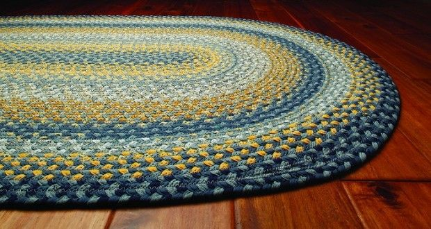 How To Make A Beginner S Braided Rug From Old Warn Out