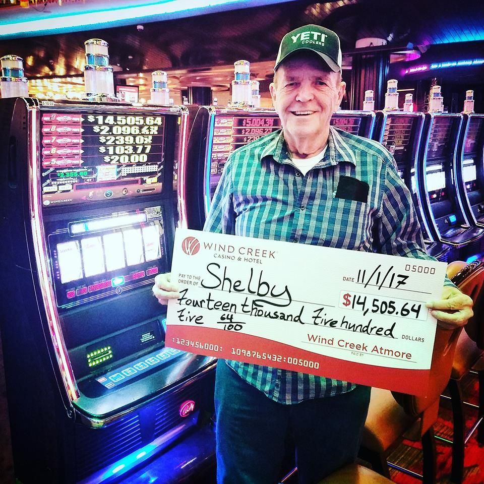 Casino Jackpots Winners