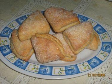 Творожное печенье : Выпечка сладкая