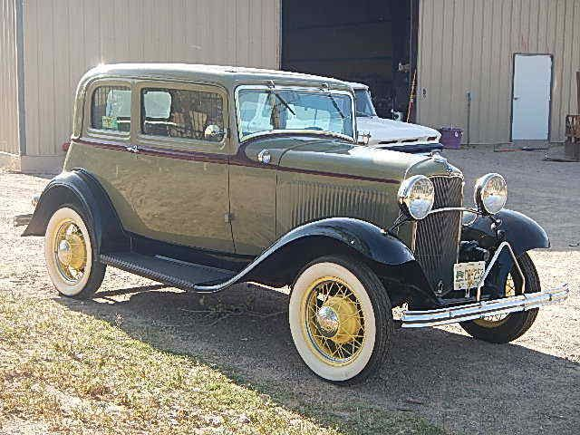 1932 Ford Deluxe Victoria Vicky 1932 Ford Ford 1951 Ford Truck