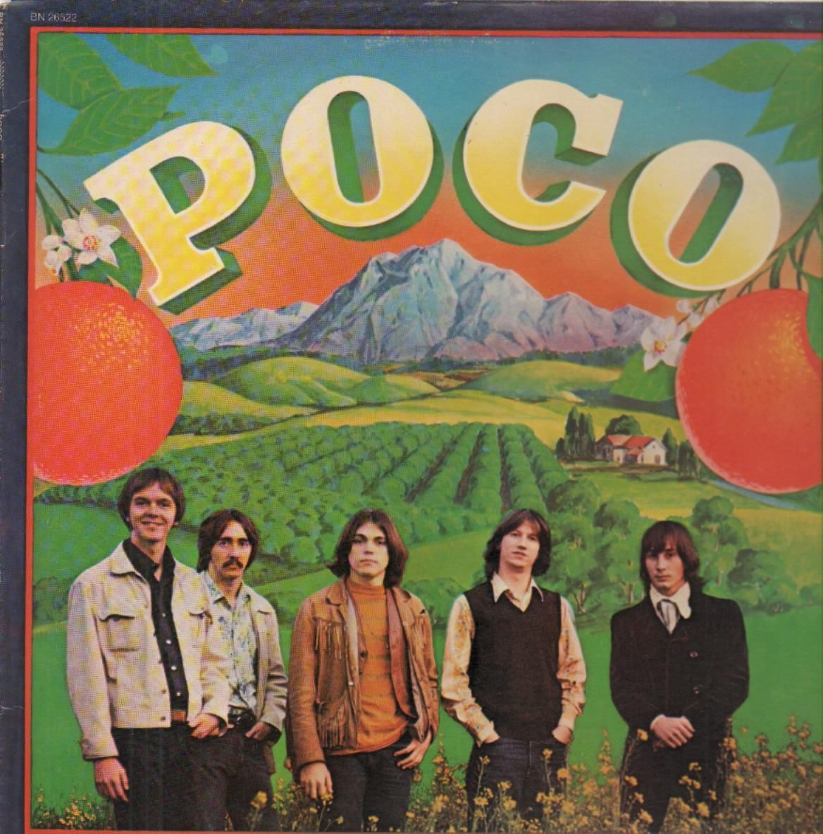 poco poco rock and roll album cover art a work in. Black Bedroom Furniture Sets. Home Design Ideas