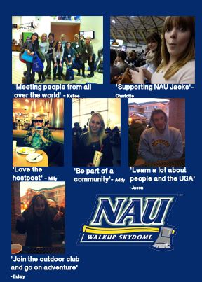 #EMF299 Semester Project #1 What it Means to be a #NAU #Lumberjack