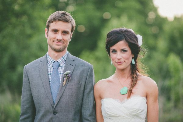 Southern Country Wedding In Nashville Tn