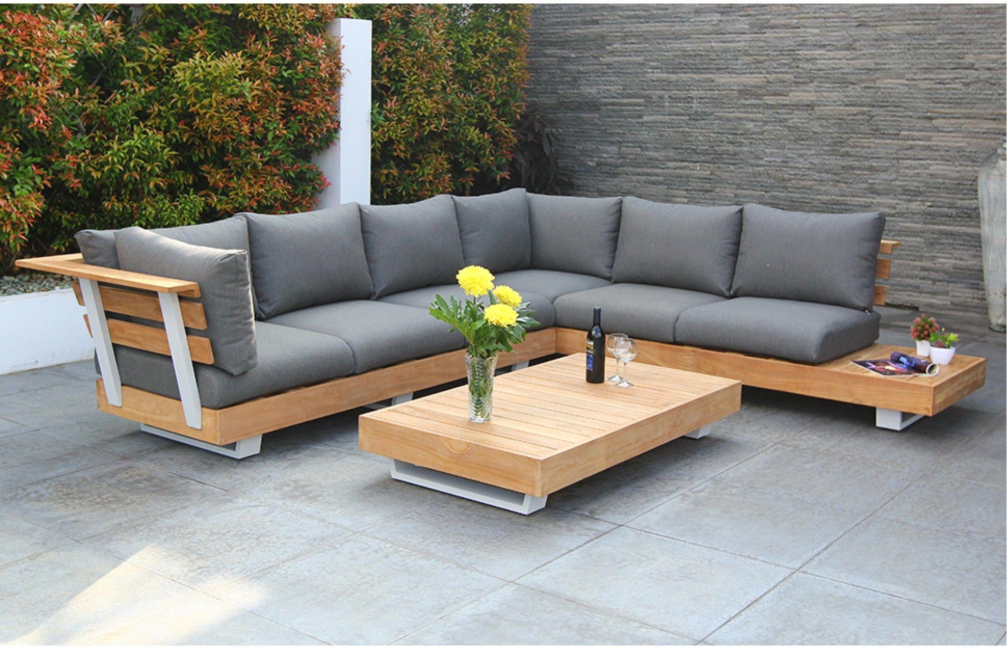 Seville - Designer Garden Lounge Set | Gardens and Garden ideas