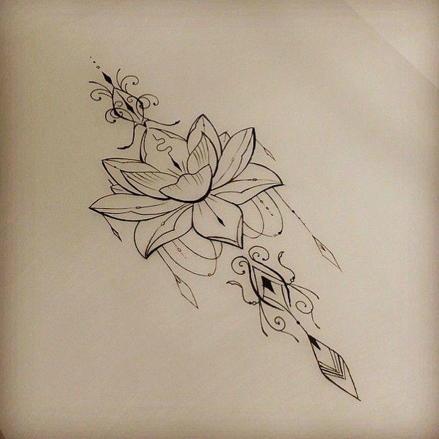 Search Tattoo On Instagram Searchtattoo Desenho Tatuadora Morceguinha Morceguinhatattoo Tattoos Lotus Flower Tattoo Design Tattoo Designs
