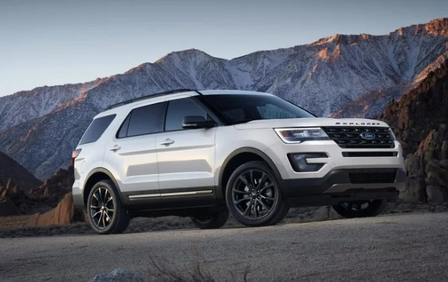 Large Suvs With The Best Gas Mileage 2015 2016 Ford Explorer