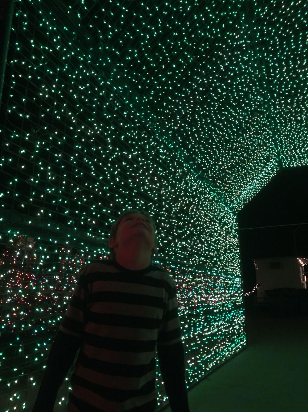 Marble Falls Christmas Lights.Walkway Of Lights Marble Falls Tx Christmas 2015
