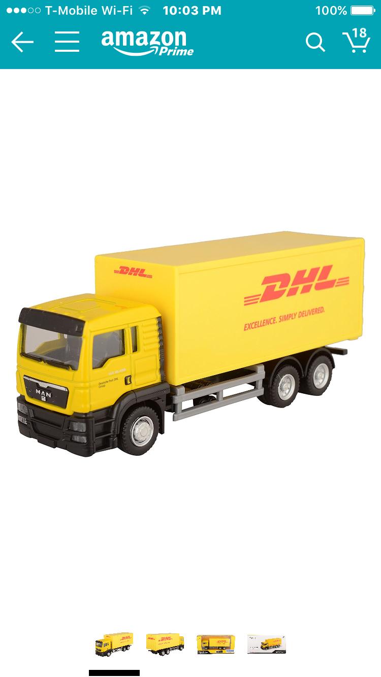 Pin by Cheryl Schroeder on DHL Global Forwarding Trucks