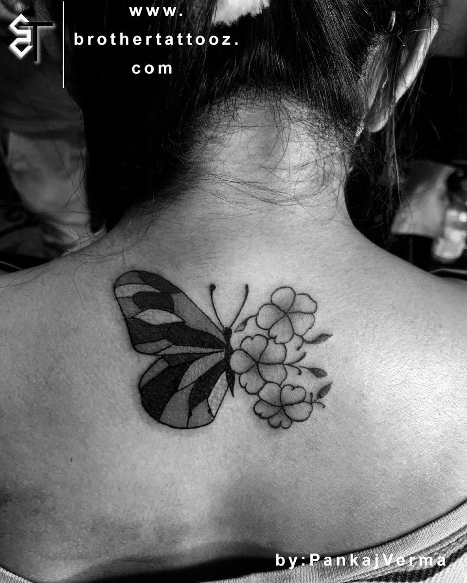 #butterfly #butterflytattoo #tattoo #tattooideas #tattooartist #tattoodesign #tattoosforwomen #tattoosketch #brothertattooz