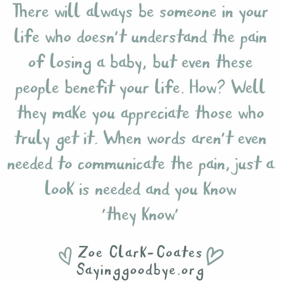 Baby Loss Quotes Miscarriage Babyloss Zoeclarkcoates Quote Loss Grief