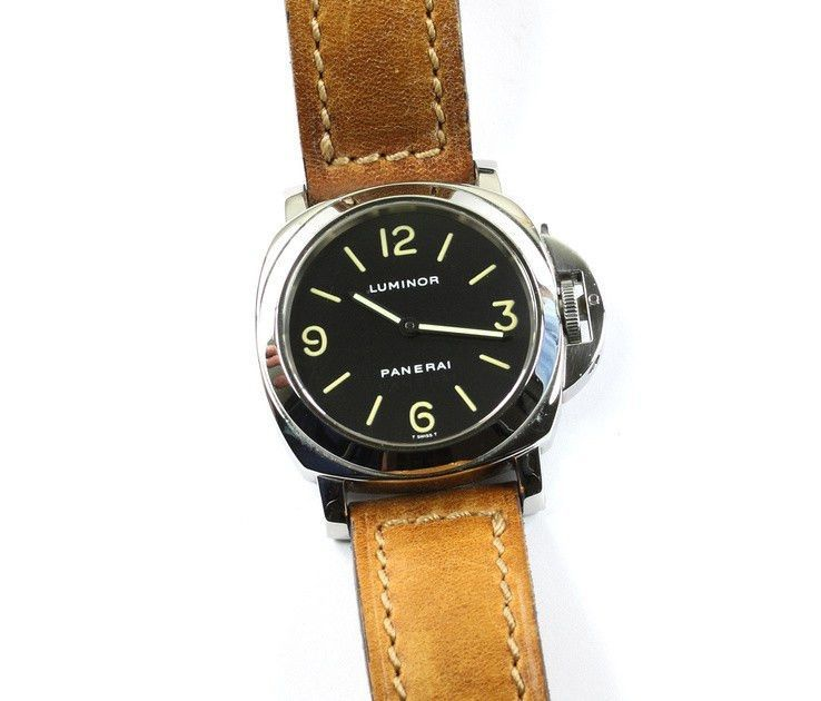 Genuine Officine Panerai Pam 2A tritium dial...first production year
