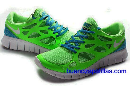nike free run 2 color