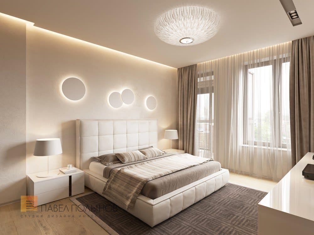 Photo of Квартира в современном стиле, 153 кв.м. спальня в стиле минимализм от студия павла полынова минимализм | homify