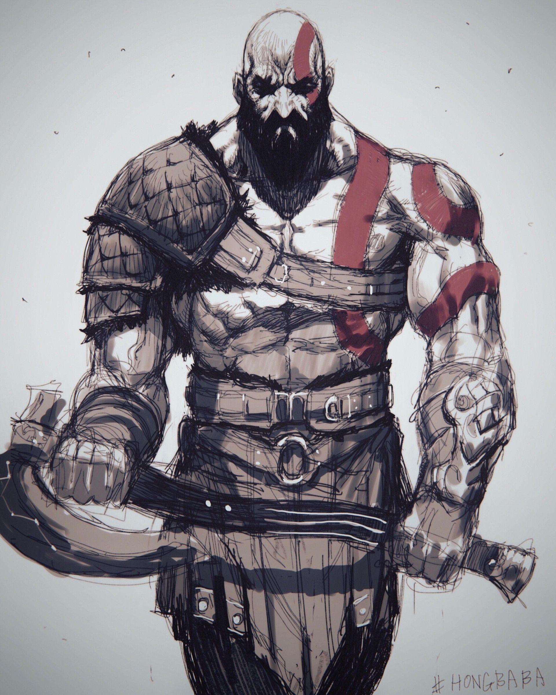 57 Best Kratos God Of War Images Kratos God Of War God Of