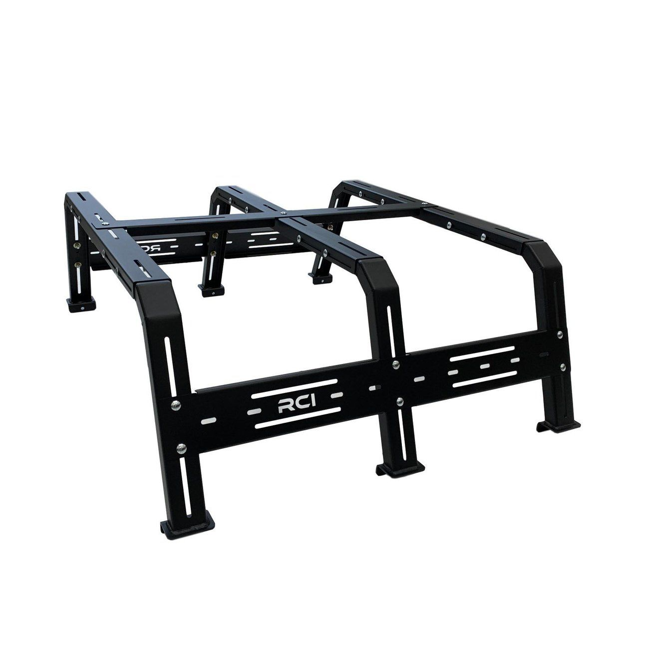 RCI Cab Height Adjustable Bed Rack for 20052020 Toyota