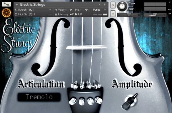Neocymatics Hybrid Strings - is a new innovative library of