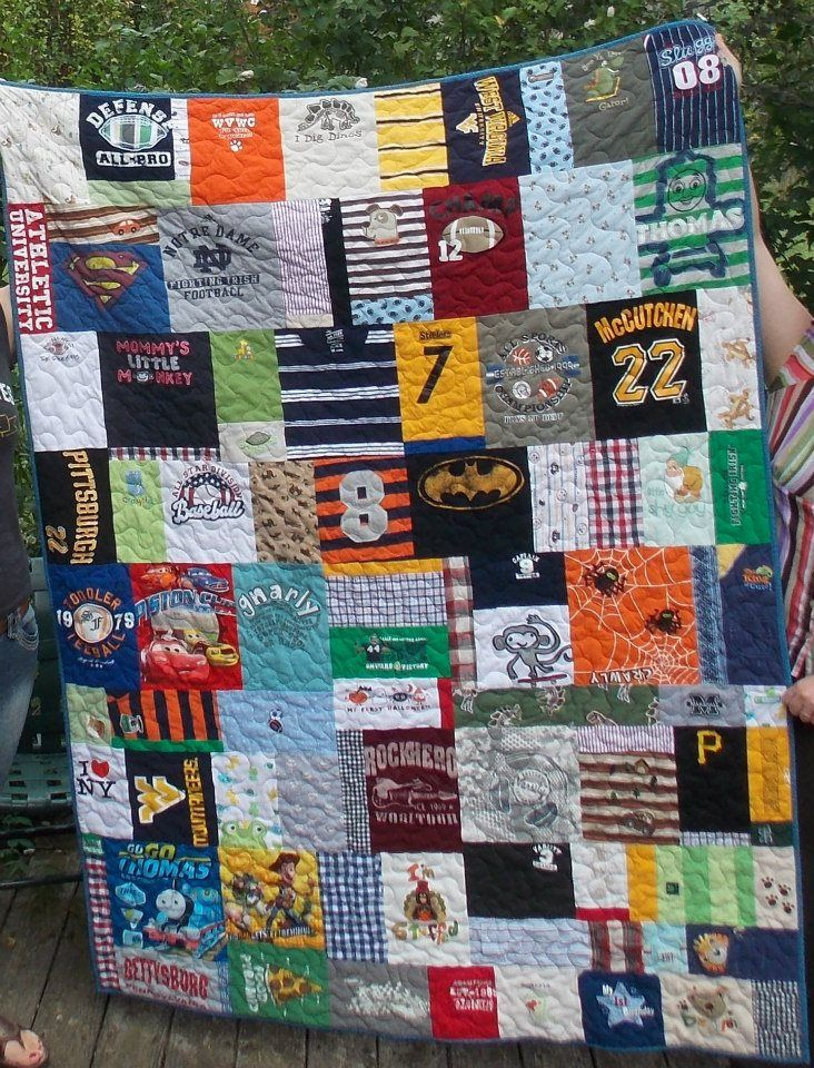 Katie's Quilts and Crafts: Brady's Baby Clothing Quilt & Sammy's ... : quilted baby coat - Adamdwight.com