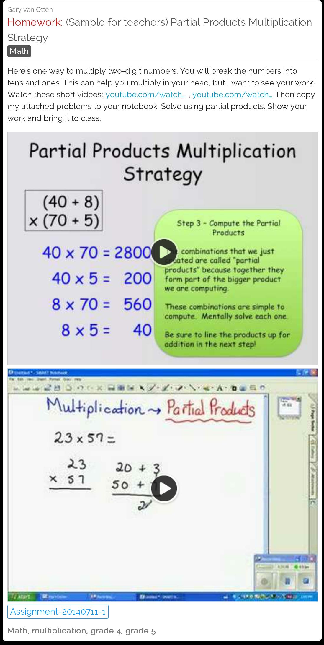 Sample Flipped Lesson For Teachers