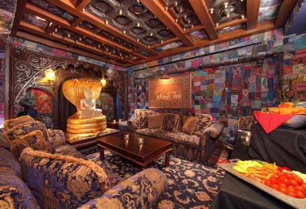 House of Blues Cleveland Foundation Room #interiordesign ...
