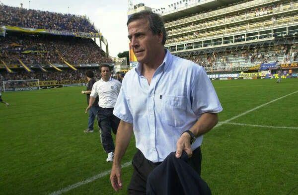 #BocaJuniors - El Maestro Tavarez