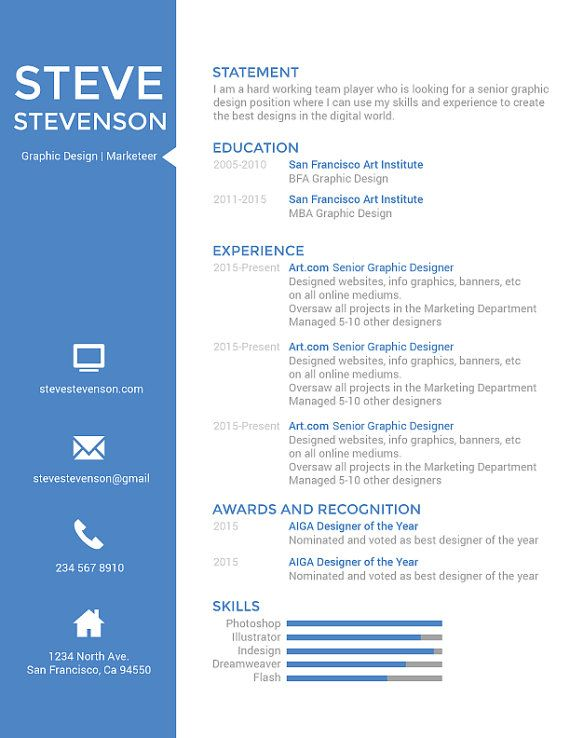 Personal Customizable Resume Cover Letter And Thank You Note
